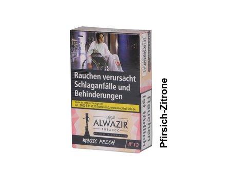 "WP-Tabak Alwazir ""Magic Peech No.13"" 50gr"