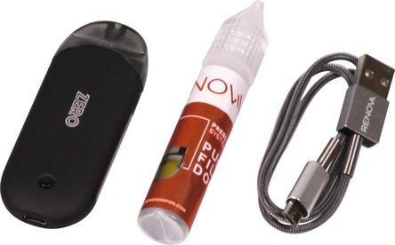 AT E-Zigarette Vaporesso Renova Zero Pod schwarz