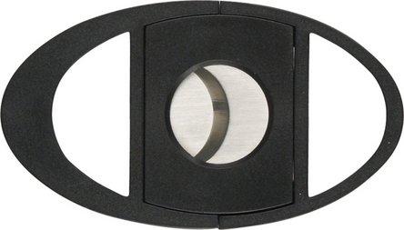 Cigarren-Abschneider Kunststoff/oval 23mm Schnitt