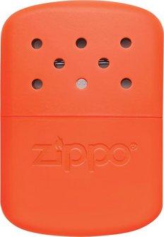 Org.ZIPPO Taschenwärmer groß Blaze Orange  60001660