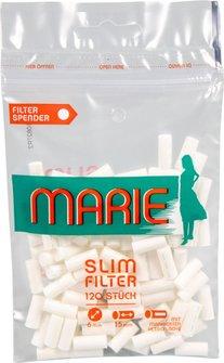 MARIE Slim Filter  Inhalt 120 Filter