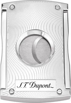 DUPONT Cigarrencutter chrom Wellen 21mm Schnitt 003410