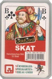 "Spielkarten ""Skat"" KS-Schachtel     32Bl"