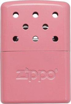 Org.ZIPPO Taschenwärmer klein Pink 60001663