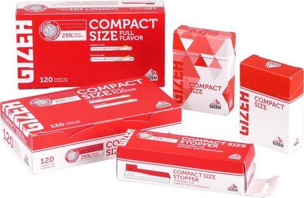 GIZEH Compact Size Starter-Set, Inhalt: