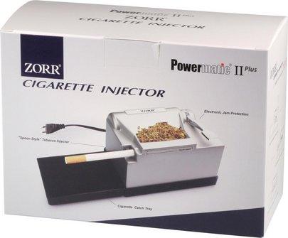 ZORR Deluxe Powermatic 2+ silber inkl. Reinigungsset