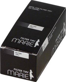 MARIE Filter Tips Inhalt 35 Blatt, 60x20mm