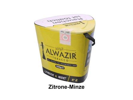 "WP-Tabak Alwazir ""Lemoon + Mynt No.2"" 250gr-Dose"