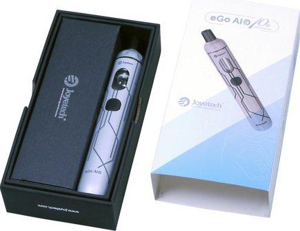 E-Zigarette Joyetech eGo AIO Top-Filler silber Cyber