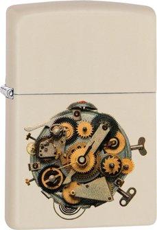 "Org.ZIPPO weiß color ""Streampunk Clockwork"" 60004414"