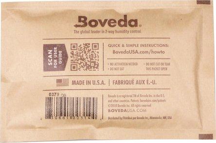 B Humidipak 2-way humidifer big 75    13.4 x 9 cm