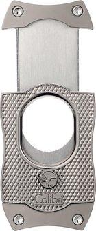 """COLIBRI Cigarrenabschneid.""""Monza S-Cut"""" rosegold/schw. 26mm"""