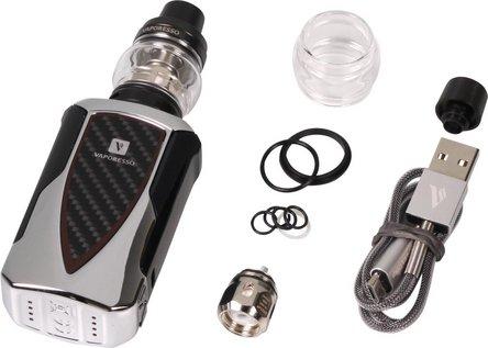 E-Zigarette Vaporesso Tarot Baby silber
