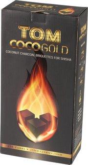 Wasserpfeifenkohle TOM COCOCHA GOLD 3 kg