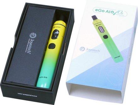 E-Zigarette Joyetech eGo AIO Top-Filler Mix 1 gelb/azur