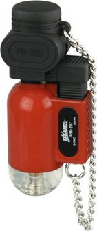 PRINCE/BLAZER Torch Feuerzeug rot