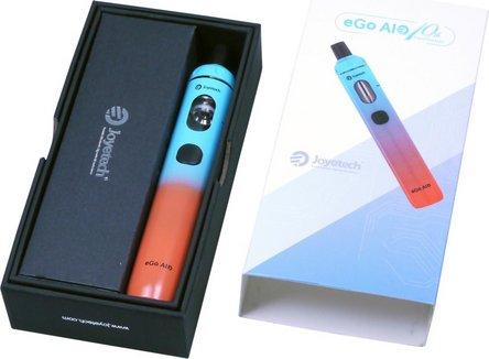 E-Zigarette Joyetech eGo AIO Top-Filler Mix 3 koralle/aqua