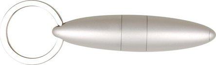 PASSATORE DUO Cigarrenrundcutter Alu silberfarbig 7+10mm.