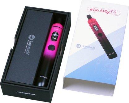 E-Zigarette Joyetech eGo AIO Top-Filler Mix 4 pink/schwarz