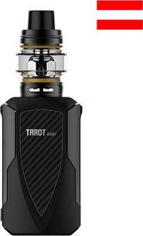 AT E-Zigarette Vaporesso Tarot Baby schwarz