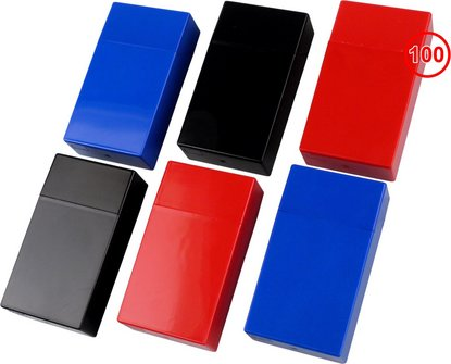 "Cool Box ""Long"" farbig sortiert  100mm"