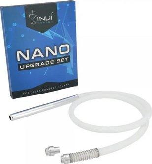 """Schlauch-Upgrade für """"Invi Nano2"""" Alu anthrazit"""