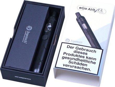 AT E-Zigarette Joyetech eGo AIO Top-Filler schwarz Cyber