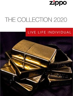 "ZIPPO Katalog ""The Collection 2020"""
