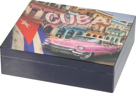 """Humidor Champ """"Cuba"""" für ca. 20 Cigarren"""