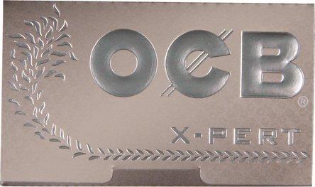 OCB X-Pert 100 Zigtt.-Papier (je 25 Heftchen)