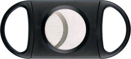 Cigarren-Abschneider Kunststoff schwarz  31mm Schnitt