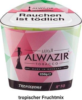 "WP-Tabak Alwazir ""Tropikarma No.10"" 250gr-Dose"