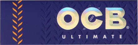 OCB Ultimate Zigarettenpapier (je 50 Heftchen)