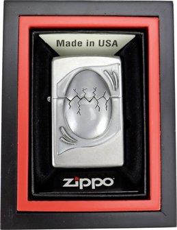 "Org.ZIPPO cr.sat.""Dragon Trick""       Eg"