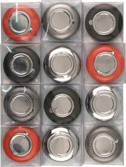 Taschenascher sortiert auf 12er Display