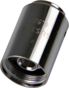 Verdampferkern für CIGGI Ashe 0.5 Ohm, Inhalt 5 Stück