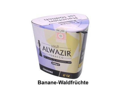 "WP-Tabak Alwazir ""Banarama No.12"" 250gr-Dose"