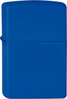 Org.ZIPPO Royal Blue matte       60001189