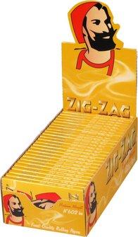 ZIG ZAG 100 Zigarettenpapier No. 602 (je 25 Heftchen)