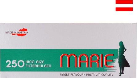 """MARIE """"250"""" Zigtt.-Hülsen (4 Schachteln)"""