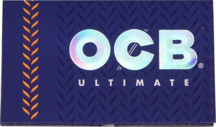 OCB Ultimate 100 Zigtt-Papier (je 25 Heftchen)