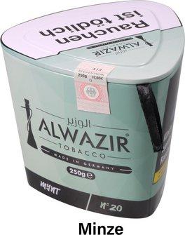 "WP-Tabak Alwazir ""Mynt No.20"" 250gr-Dose"
