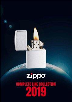 "ZIPPO Katalog ""Complete Line Collection 2019"""