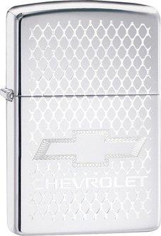 """Org.ZIPPO cr. pol. grav. """"Chevrolet Logo"""" 60004522"""
