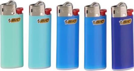 M I N I  BIC J25 Standard blau sortiert