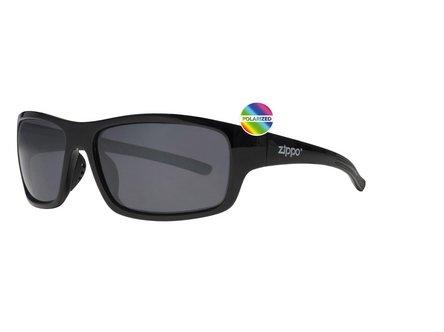 ZIPPO Sonnenbrille Kunststoff OB 31 schwarz Polarized
