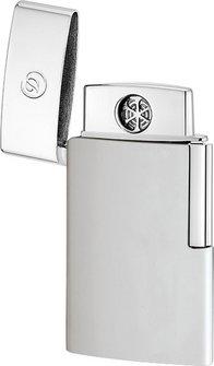 DUPONT E-Slim Anzünder mit Akku 220mAh chrom 027002E