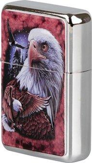 """COOL Benziner """"Eagle"""" sortierte Dekore geprägt"""