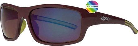 ZIPPO Sonnenbrille Kunststoff OB 31 bordeaux Polarized