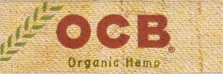 "OCB ""Organic"" Zigtt.-Papier (je 50 Heftchen)"